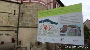 Altes Schloss Gaildorf: Viel Zeit, Geld und vor allem Geduld - SWP