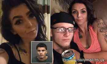 Florida mother-of-two, 23, is shot dead and her boyfriend is wounded while filming rap music video