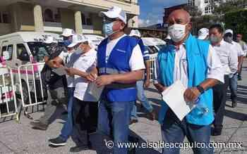 """Realizan """"Jornada de Concientización"""" en Chilpancingo - El Sol de Acapulco"""