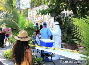 De 3 mil 424 muestras Covid-19 tomadas en Acapulco han salido positivas mil 468 - El Sur Acapulco suracapulco I Noticias Acapulco Guerrero - El Sur de Acapulco