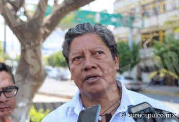Hospitalizan al secretario general de la CETEG por coronavirus - El Sur Acapulco suracapulco I Noticias Acapulco Guerrero - El Sur de Acapulco