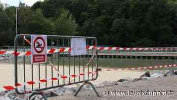Jeumont: la baignade toujours interdite au Watissart - La Voix du Nord