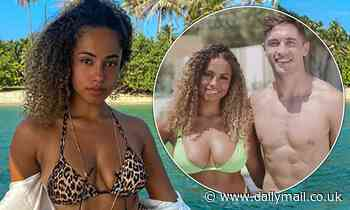 Amber Gill admits she's 'super-careful' with dating after Love Island