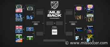 MLS is Back Tournament Semifinals: Early preview of both matches