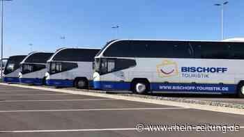 Corona: Wie die Pandemie die Bustouristik ausbremst - Kreis Altenkirchen - Rhein-Zeitung