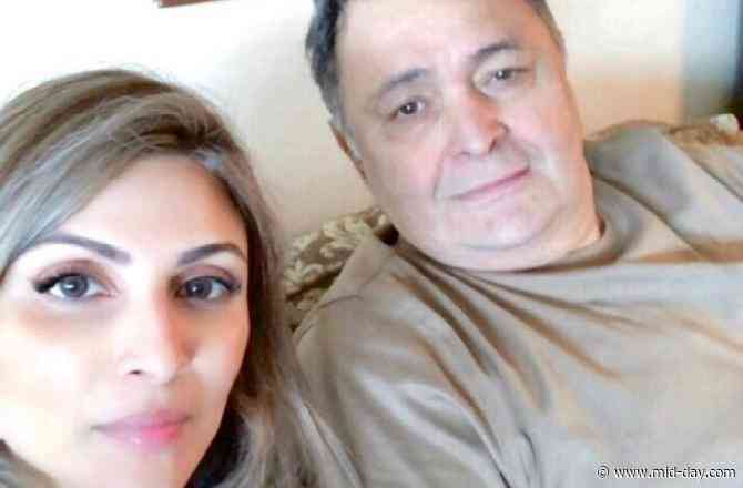 My dad is with me always: Riddhima wears father Rishi Kapoor's watch, shares picture