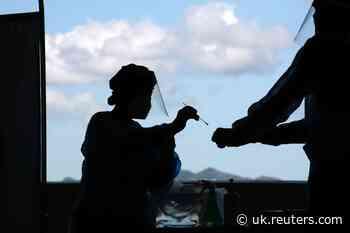 China sends team to Hong Kong to do widespread coronavirus testing - Reuters UK