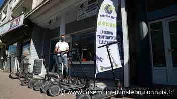 Le monde de la trottinette électrique s'ouvre à Boulogne-sur-Mer - La Semaine dans le Boulonnais
