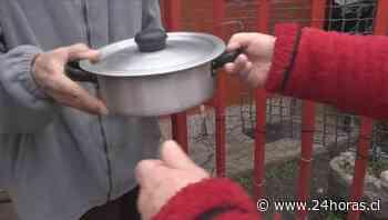 Comedores solidarios entregan más de 7 mil raciones de comida en Quillota - 24Horas.cl