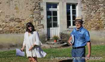 Bournezeau. L'Abbaye de Trizay est ouverte les week-ends d'été - maville.com