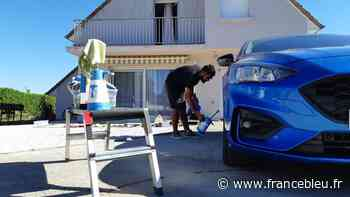 La relance éco : à Vesoul, l'entreprise Sanz'o voit les demandes de décontamination liées au Covid, s'envoler - France Bleu