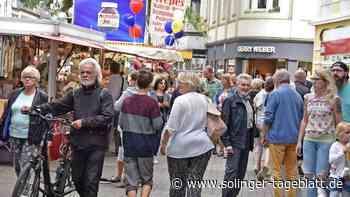 Solingen: Verwöhnsonntag in Ohligs ist abgesagt - solinger-tageblatt.de