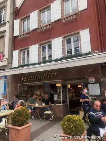 Saverne : pause douceurs chez Haushalter | Le blog de Gilles Pudlowski - Les Pieds dans le Plat - Les pieds dans le plat