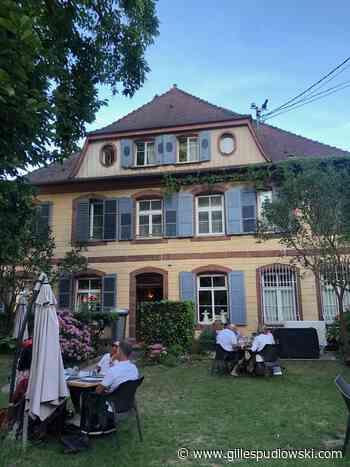 Neuwiller-les-Saverne : en terrasse au Herrenstein | Le blog de Gilles Pudlowski - Les Pieds dans le Plat - Les pieds dans le plat