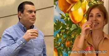 El gobernador Zamora y la senadora Claudia de Zamora cumplieron con la tradición de la caña con ruda - El Liberal Digital