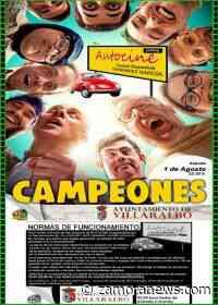 Campeones llega a Villaralbo gracias al autocine - Zamora News