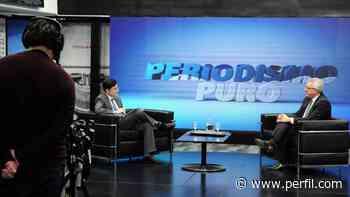 Periodismo Puro: Jorge Fontevecchia entrevista a Julio Zamora y Thomas Friedman - Perfil.com
