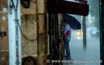 Se esperan precipitaciones fuertes para este viernes en Zamora - El Sol de Zamora