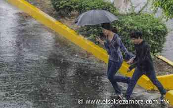 En Zamora continuarán las tormentas fuertes para este jueves - El Sol de Zamora