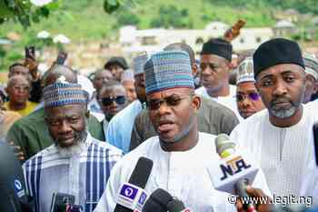 Governor Bello vows to sustain onslaught on criminals in Kogi state - Legit