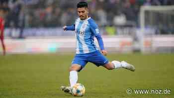 Bleibt Hassan Amin doch beim SV Meppen? - noz.de - Neue Osnabrücker Zeitung