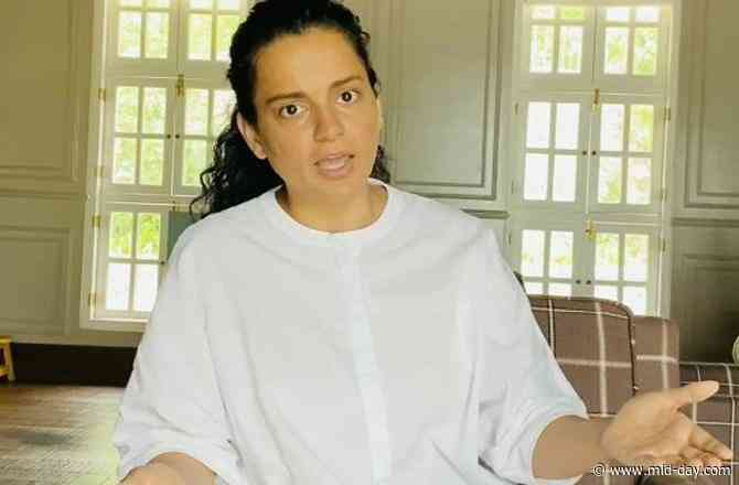 This is how Sushant must have been frightened: Kangana Ranaut's statement over gunshots near her residence