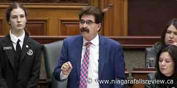 Niagara Falls MPP calls on province to provide more support for commercial renters - NiagaraFallsReview.ca
