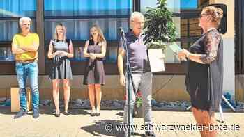 Furtwangen: Vollblutpädagoge und Organisationstalent - Furtwangen - Schwarzwälder Bote
