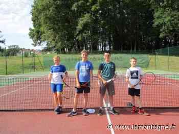 Tennis : un tournoi pour finir la saison - La Montagne