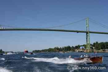 Antique Boat Museum keeps tradition alive with annual boat parade on the St. Lawrence River - NNY360