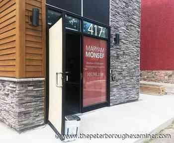 Peterborough-Kawartha MP Maryam Monsef's constituency office vandalized - ThePeterboroughExaminer.com