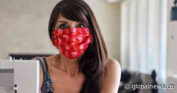 Coronavirus: Free cloth masks to be distributed in downtown Peterborough on Friday - Globalnews.ca