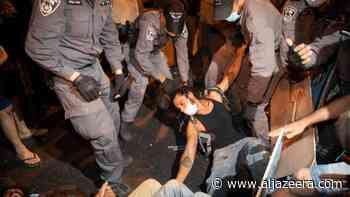 Thousands demand Netanyahu quit over coronavirus, corruption - Al Jazeera English