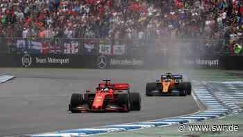 Bericht: Formel 1 fährt 2020 doch in Hockenheim - SWR