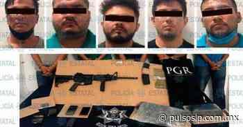 En Rioverde, atrapan a supuesta célula delictiva - Pulso de San Luis