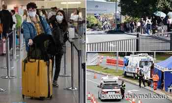Queensland's coronavirus crisis worsens as an infected man in his 20s flies from Sydney