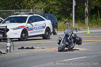 No charges laid following motor vehicle accident involving Langley RCMP officer - Aldergrove Star