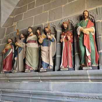 Visites du statuaire du porche et de l'église Saint-Sauveur et de son porche Sud restauré Eglise Saint-Sauveur – Le Faou samedi 19 septembre 2020 - Unidivers