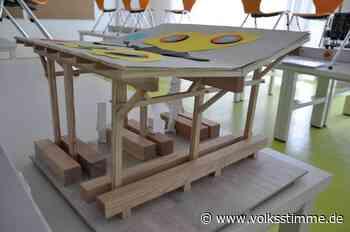 Gardelegen: Neuer Hingucker auf dem Schulhof - Volksstimme