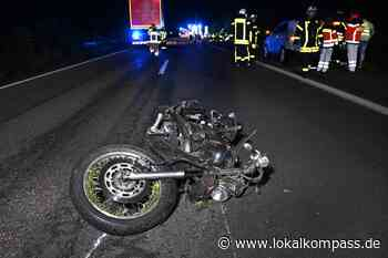 Motorradfahrer schwer verletzt: Überholvorgang in Heiligenhaus endet im Krankenhaus - Lokalkompass.de