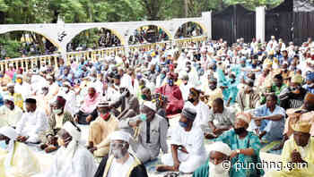 Sallah: Muslims shun social distancing rule in Katsina, Bauchi, Yobe - The Punch