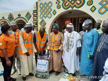 NEMA Distributes Relief Materials to Victims of Bandits' Attack in Katsina - THISDAY Newspapers