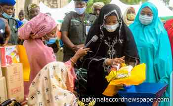 Bauchi governor's wife empowers less privileged, inaugurates C'ttee on Sexual and Gender Based Violence - National Accord