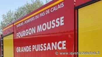 Incendie : Harnes: feu de friteuse dans un bâtiment industriel - L'Avenir de l'Artois