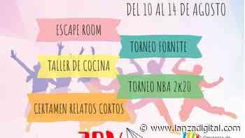 Jóvenes por el Progreso organiza la Semana de la Juventud en Valdepeñas - Lanza Digital - Lanza Digital