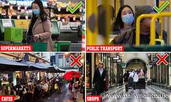 Daniel Andrews declares coronavirus state of disaster in Victoria and 8pm curfew