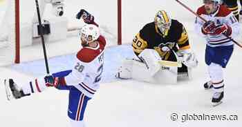 Price shines as Canadiens stun Penguins in OT