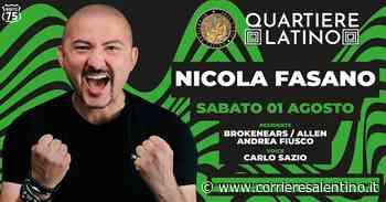 Nicola Fasano - Corriere Salentino