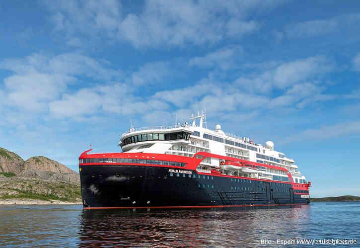 Zahlreiche Crewmitglieder der Roald Amundsen positiv auf Covid-19 getestet - Cruisetricks.de Kreuzfahrt-Ratgeber