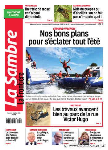 La Sambre (Hautmont) du vendredi 24 juillet 2020 | L'Observateur - L'Observateur
